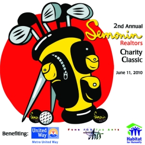 Semonin's 2nd Annual Charity Classic golf outing.