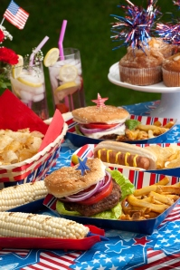 Fourth of July Food and Fun