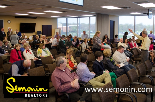 Semonin Realtors Dessert Auction