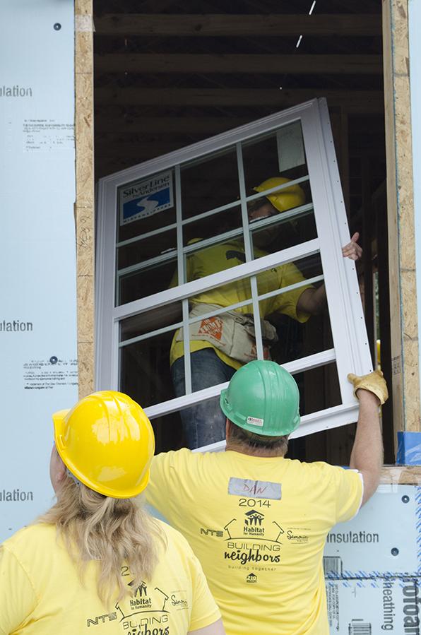 2014 Habitat Build - 537
