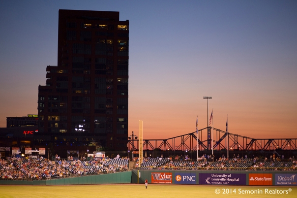 Louisville Bats Game Night